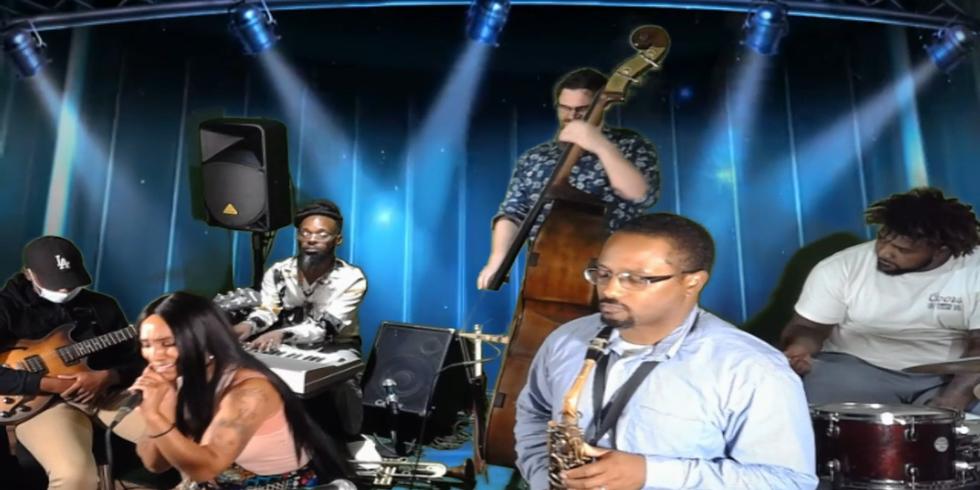 """Mario Abney Quintet Features Singer/Songwriter, """"Iris P."""""""