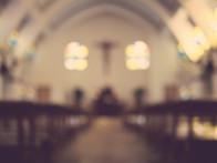Interior da igreja