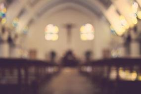 church, service, sanctuary
