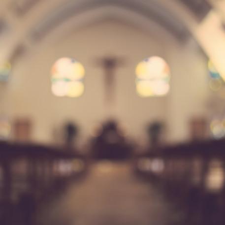 Church Fed Anxiety