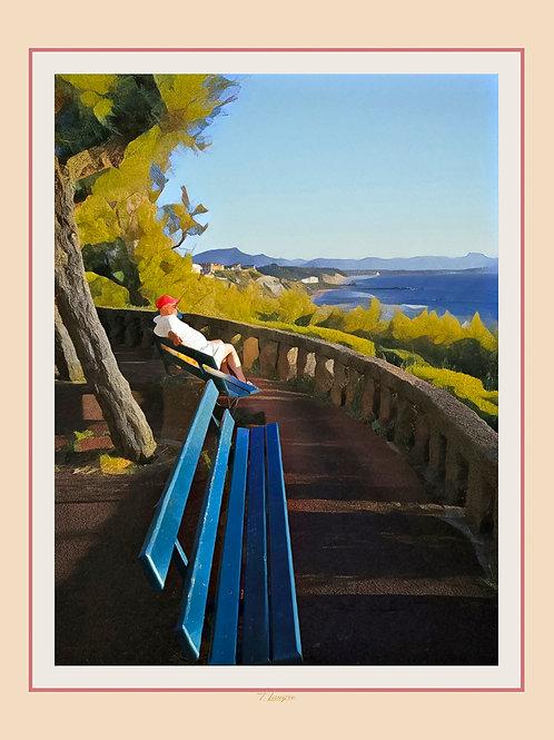 Sur le Banc - On the Bench