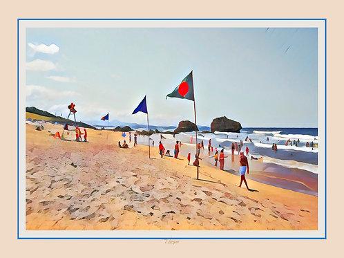 Les Drapeaux - The Flags