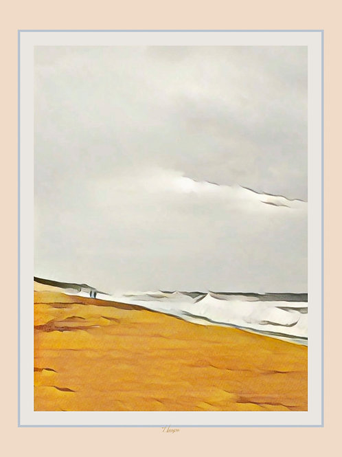 Ilbaritz en Hiver - Ilbaritz in Winter