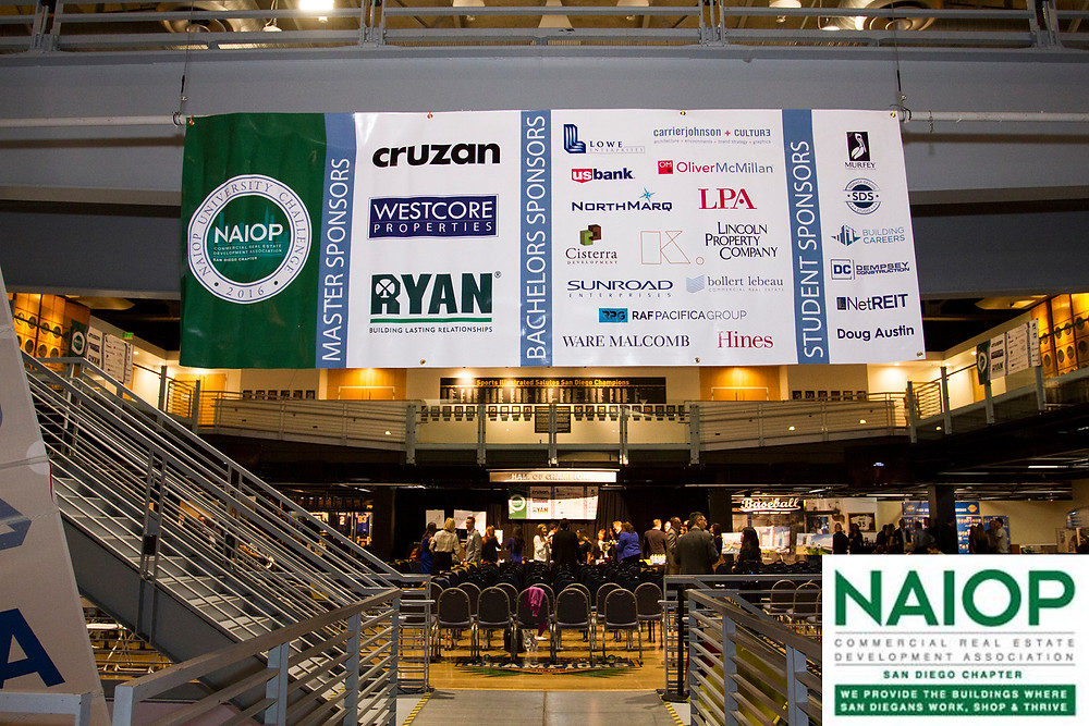 NAIOP University Challenge - Building Careers - Student Sponsor
