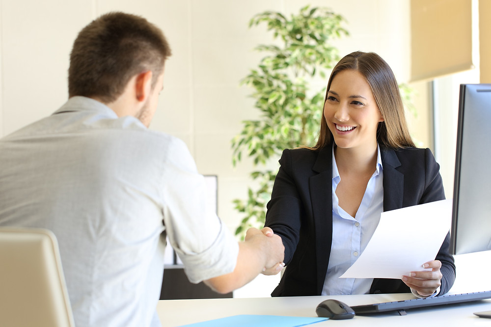 Job Interview | Congratulations!