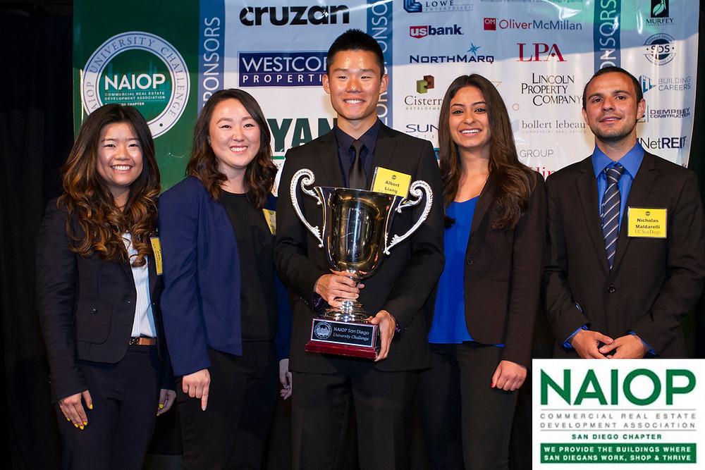 NAIOP University Challenge - Winning School - UCSD