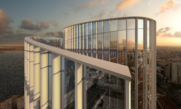 San Diego Skyline | New Development | Bosa Development | Pacific Gate