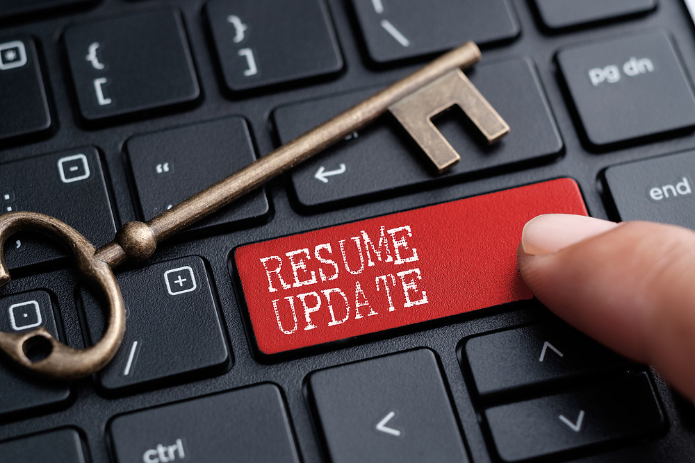 Update Your Resume Consistently