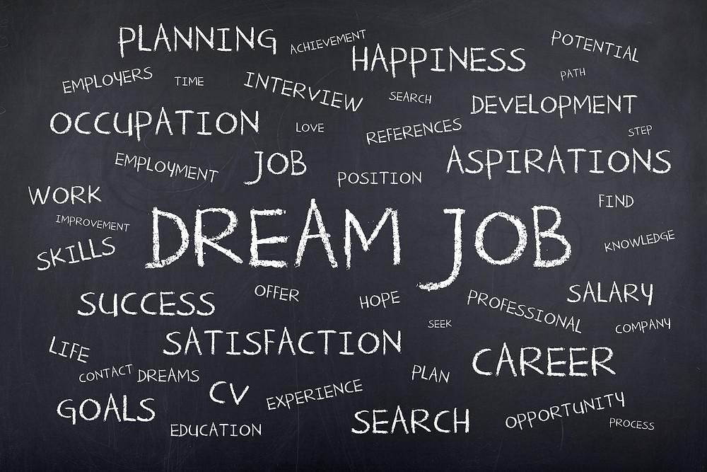 Dream Job | Skill Set | Preparation
