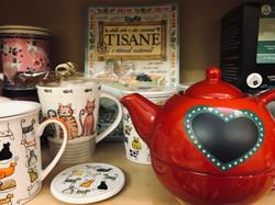 """""""Tea for one"""" e tisaniere"""