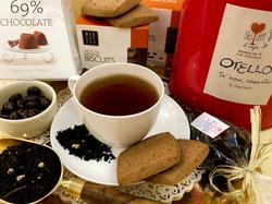 Aromi di caffè, cacao e caramello