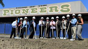 Downey Unified breaks ground on Sussman Middle School modernization