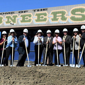 Downey Unified breaks ground on Sussman Middle School modernization