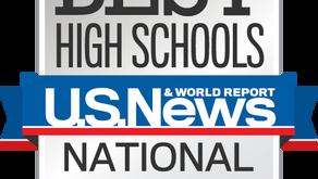 Downey, Warren included in list of nation's top high schools
