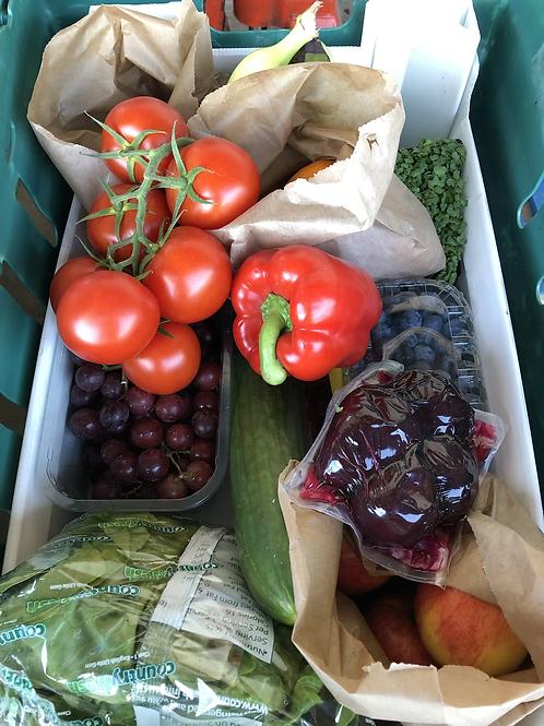 Small Fruit & Salad Box