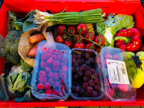 Family Fruit, Veg & Salad Box