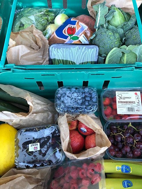 Monster Fruit & Vegetable Box