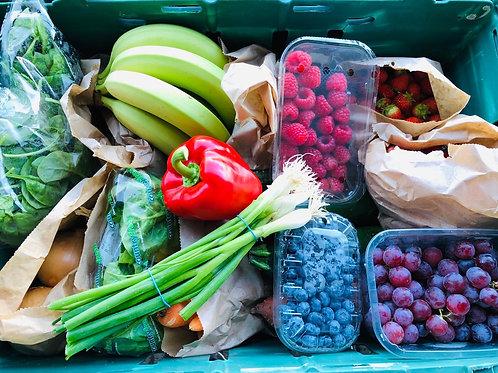 Large Fruit & Salad Box