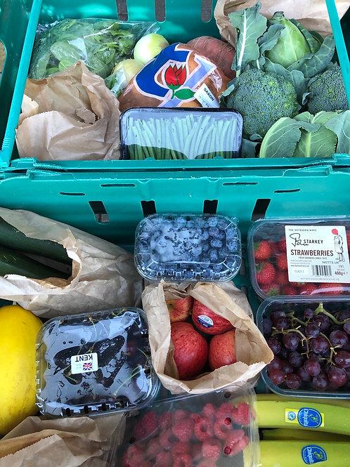 Monster Fruit & Veg Box