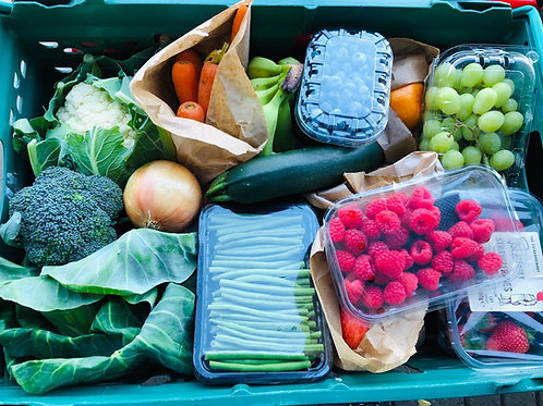 Family Fruit & Vegetable Box