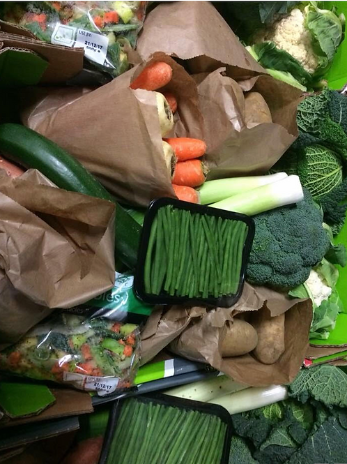 Large Veg & Salad Box