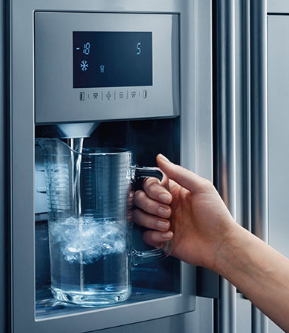 Why you should change the water filter on your refrigerator