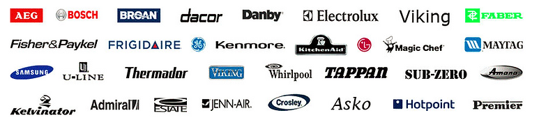 Household Appliance Brands logos