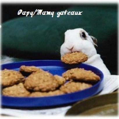 Parrainage Papy/mamy gateaux