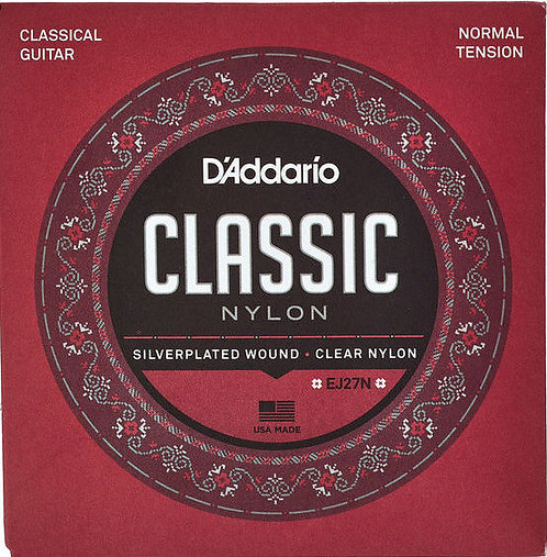 D'ADDARIO EJ27N corde chitarra classica