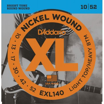 D'ADDARIO EXL140 10/52