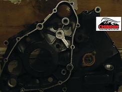 Crankcase Welding