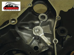 Crankcase Welding Repair