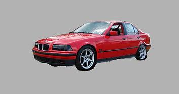 BMW M3 track car