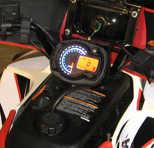 SnoSport SV125 Speedometer Kit
