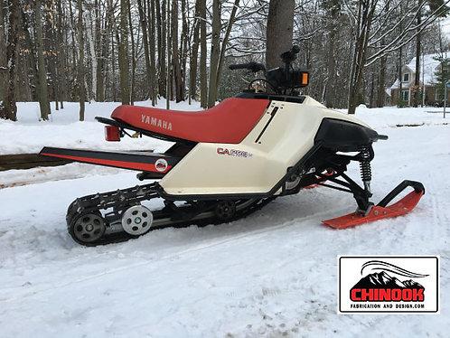"SnoSport SV125 106"" Long Track Conversion Kit"