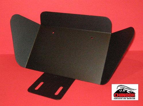 SnoScoot SV80 Skid Plate