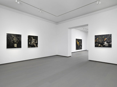 Waiting Room, 2017, Berlin Reiter Galerie