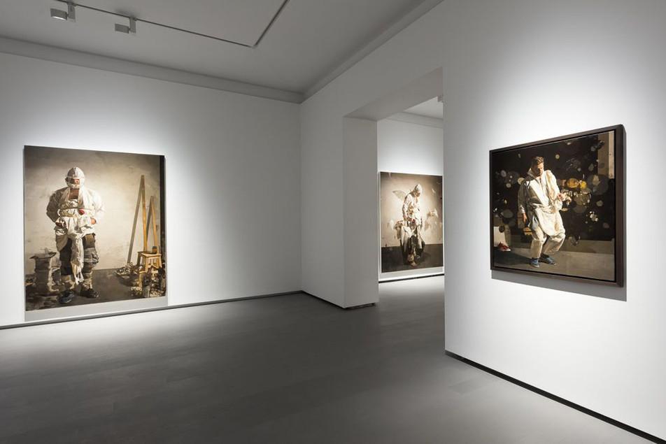 Blindgänger, 2018, Reiter Galerie Berlin