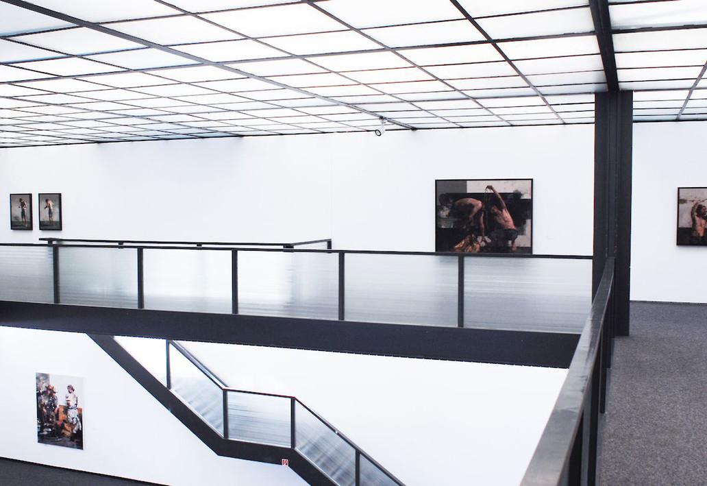 Aufgeschoben, 2015, Kunstverein Mannheim, Kuratoriumspreis