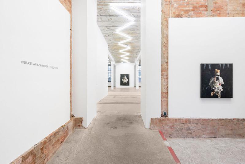 Disorder, 2019, Reiter Galerie Leipzig
