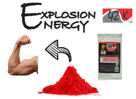 O Explosion Energy alimento para o músculo?