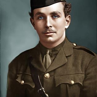 World War I - colourisations