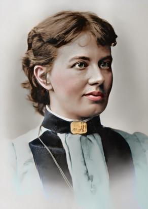 Colorizing Remarkable Women - Sofia Kovalevskaya, the world's first female professor of Mathematics
