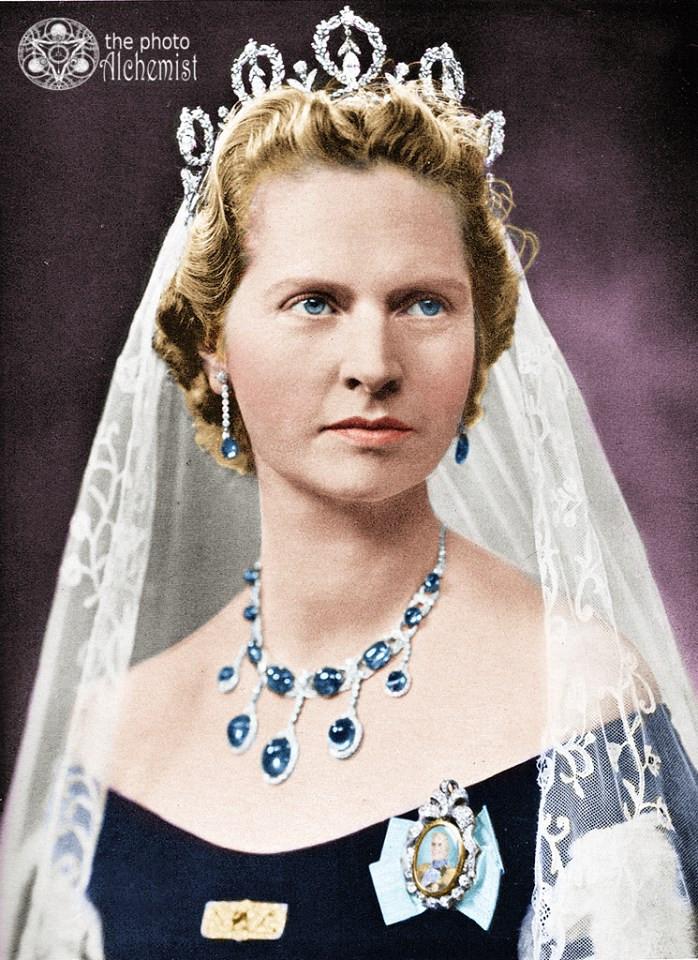 Princess Sibylla of Saxe-Coburg & Gotha
