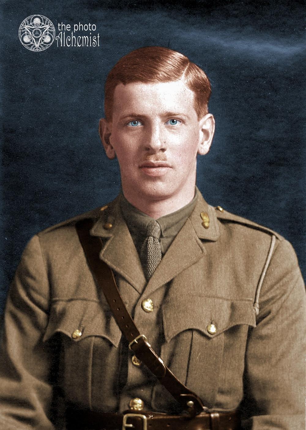 Lieutenant Walter Douglas Miller