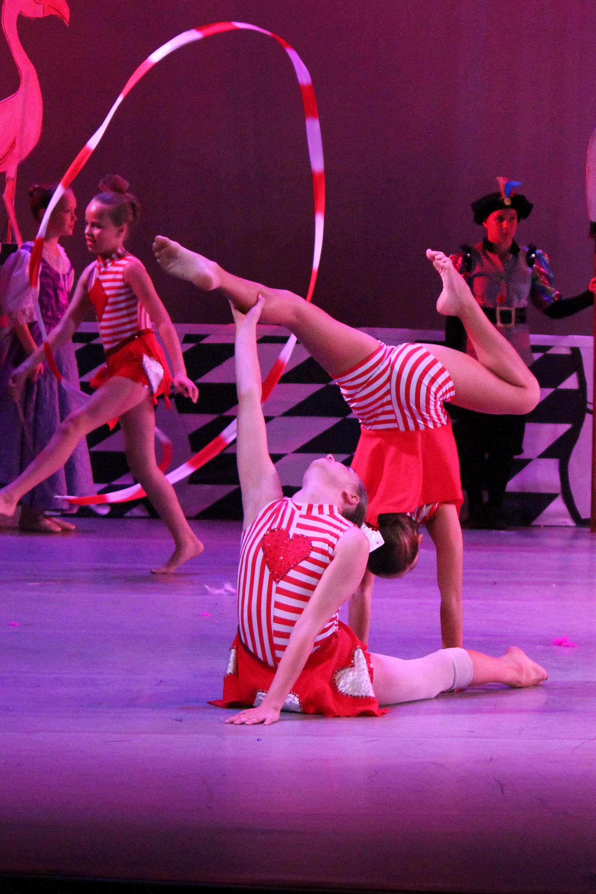Acro performance