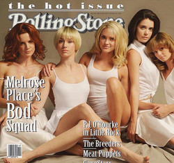 Unauthorized Melrose Place Story '15