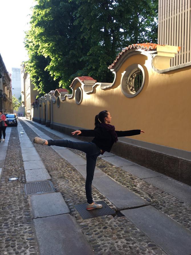 Nene's Milan Trip