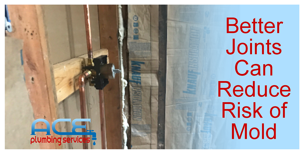 reduce chance of mold in walls