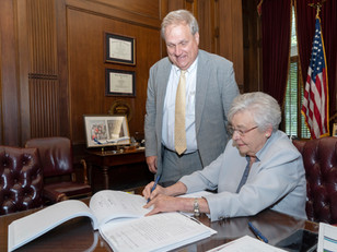 PRESS RELEASE: Governor Signs Medical Marijuana Bill; Much More Work Ahead